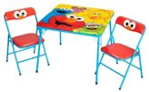 Sesame Street Activity Table & Chairs
