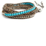 Chan Luu Women's Beaded Wrap Bracelet
