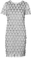 Banana Republic Eyelash-Dot Shift Dress