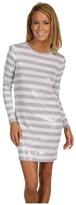 MICHAEL Michael Kors - L/S Sequin Dress