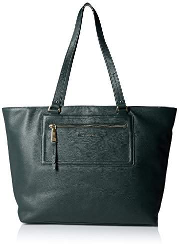 Cole Haan Acadia Leather Tote Top Handle Bag
