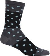 Icebreaker 102834 Women's Lifestyle Fine Gauge Ultra Light Crew Polka