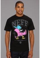 Neff Fightmingo S/S Tee (Black) - Apparel