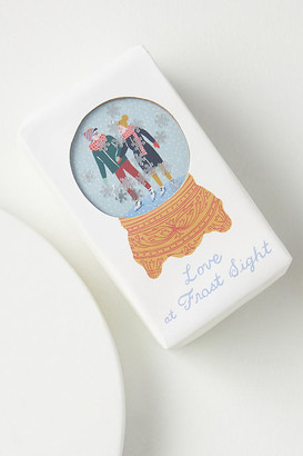 George & Viv Holiday Bar Soap By George & Viv in White