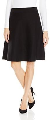 Sag Harbor Women's Fit & Flare Skirt