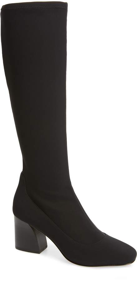 Donald J Pliner Gerti Knee High Stretch Boot