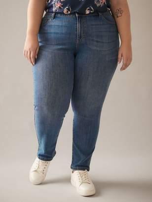 D/C Jeans Tall, Straight Leg Blue Jean - d/C JEANS