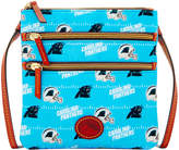 NFL Panthers North South Triple Zip