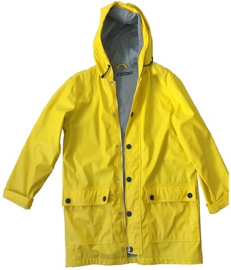 Petit Bateau Yellow Jacket for Women