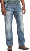 Silver Jeans Co. Gordie Loose Straight-Fit Jeans