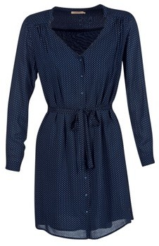 DDP DORETTE women's Dress in Blue