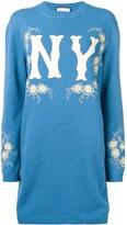 Gucci x MLB oversized jumper