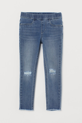 H&M Denim leggings