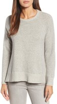 Eileen Fisher Women's Cashmere Blend Sweater