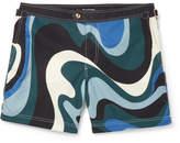 Tom Ford Mid-length Printed Swim Shorts