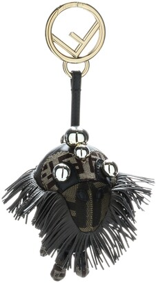 Fendi Space Monkey Key Ring