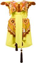 Yuliya Magdych 'Butterfly in Love' dress