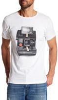 Mighty Fine Polaroid Camera Graphic Tee