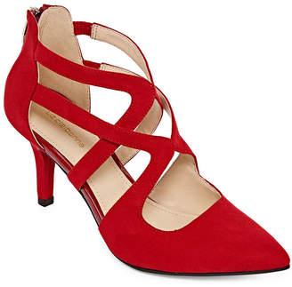 Liz Claiborne Womens Helen Heels