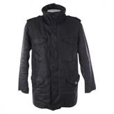 Stone Island Black Linen Jackets