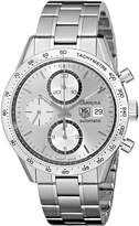 Tag Heuer Men's CV2017.BA0794 Carrera Swiss Automatic Dial Watch