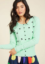 Brelly of the Ball Cardigan in 4X