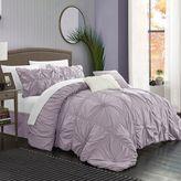 Chic Home Hilton 6-Piece Comforter Set