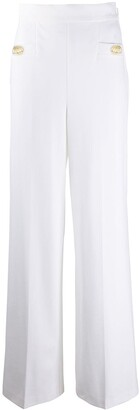 Pinko Wide Leg Scuba Trousers