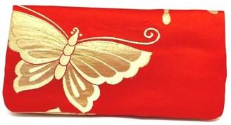 Friends That Rhyme Metamorphosis Handmade Envelope Clutch Purse