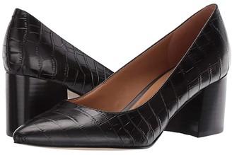 Nine West Tves Pump (Black 1) Women's Shoes