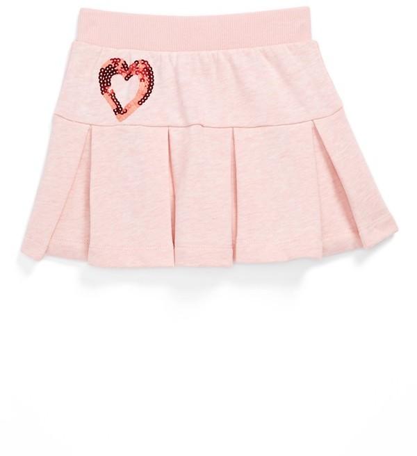 Design History Pleated Skirt (Toddler Girls)