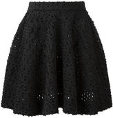 Vivienne Westwood textured full skirt