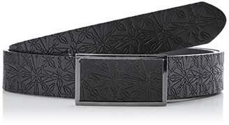 New Look Men's PU GEO5974867 Belt,(Manufacturer Size:M-L)