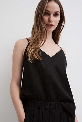 Witchery Organic Linen Camisole