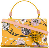 Emilio Pucci floral printed tote - women - Polyurethane - One Size