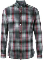 Lanvin checked shirt - men - Virgin Wool - 39