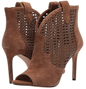 Jessica Simpson Jexell (Canyon Tan Lux Suede) Women's Boots