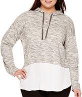 A.N.A a.n.a Layered Sweatshirt - Plus