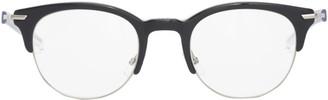 Christian Dior Black and Grey Dior0202 Glasses