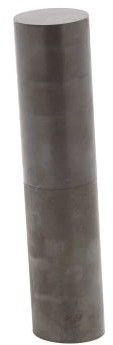 Carl Auböck Brushed-brass Pepper Mill - Black