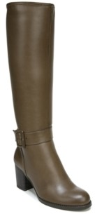 Soul Naturalizer Twinkle Wide Calf High Shaft Boots Women's Shoes