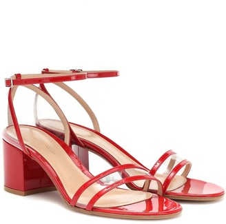 Gianvito Rossi Exclusive to Mytheresa Sheryl 60 patent leather sandals
