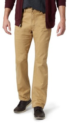 Wrangler Men's Straight 5 Pocket Stretch Twill Pant