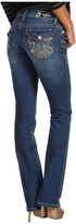 MEK Harrison Slim Bootcut in Medium Blue (Medium Blue) - Apparel