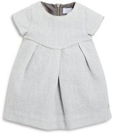 Tartine et Chocolat Infant Girls' Pleated Jacquard Dress - Sizes 6-18 Months