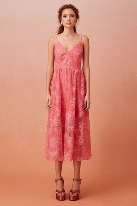 Keepsake DREAMS MIDI DRESS Rose