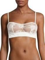 La Perla Brassiere Senza Ferro Bikini Top