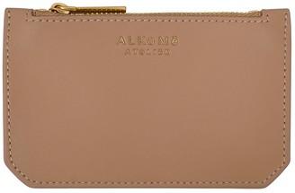 Alkeme Atelier Air Credit Card Case - Nude