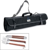 Picnic Time Indianapolis Colts 4-pc. Barbecue Tote Set
