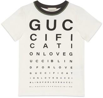 Gucci Children's print T-shirt